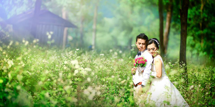 Dwi and Trisna Professional Bali Pre Wedding Photography
