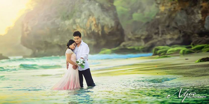 Harta and Sriswandewi Professional Bali Pre Wedding Photography