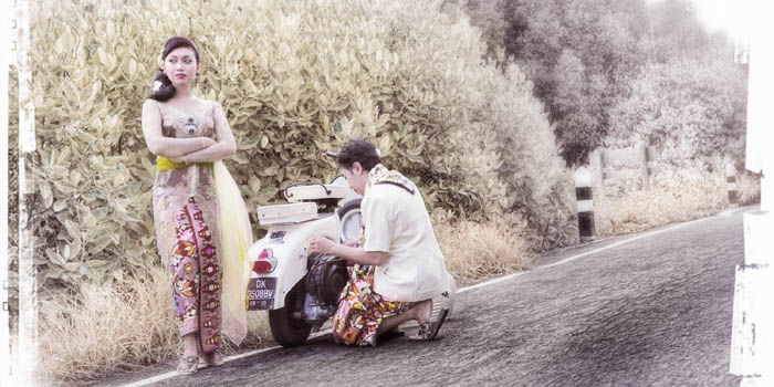 Fery and Meta Professional Bali Pre Wedding Photography