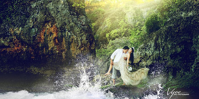 Dewi and Made Professional Bali Pre Wedding Photography