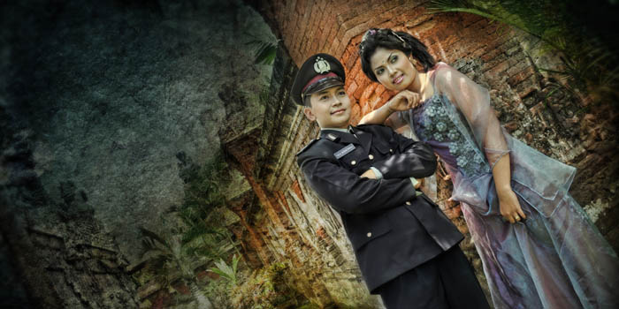 Agus and Ayu Professional Bali Pre Wedding Photography